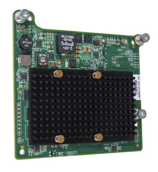 HPE BLc QMH2672 16GB 2P Fibre Channel Host Bus Adapter