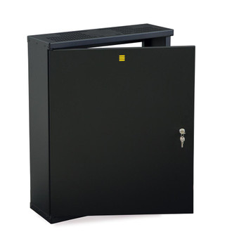 3U Enclosed V-Rack Cabinet