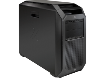 HP Z8 G4 Workstation - 1 x Xeon Silver 4108 - 8 GB RAM - 1 TB HDD