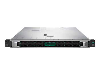 HPE ProLiant DL360 G10 1U Rack Server - 1 x Xeon Bronze 3104 - 8 GB RAM HDD SSD - Serial ATA/600 Controller
