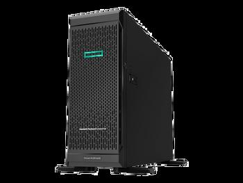 HPE ProLiant ML350 G10 4U Tower Server - 1 x Xeon Bronze 3104 - 8 GB RAM HDD SSD - Serial ATA/600 Controller