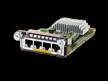 HPE ARUBA 3810M/2930M 4 SMRT RTE POE+ Module