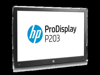 "HP Business P203 20"" HD+ LED LCD Monitor"