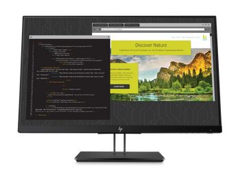 """HP Business Z24nf 23.8"""" Full HD LED LCD Monitor"""
