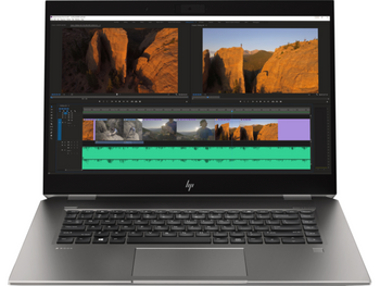 "HP ZBook Studio G5 15.6"" Mobile Workstation - 1920 x 1080 - Xeon E-2176M - 16 GB RAM - 512 GB SSD"