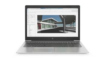 HP ZBook 15u G5 W10P-64 i5 8250U 1.6GHz 512GB NVME 16GB(1x16GB) 15.6FHD DreamColor WLAN BT BL FPR No-NFC Cam