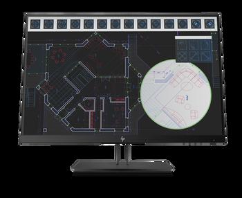 """HP Business Z24i G2 24"""" WUXGA LED LCD Monitor"""