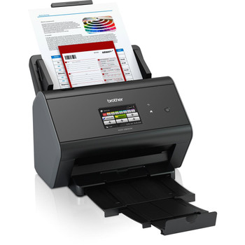 Brother ImageCenter ADS-2800W Document Scanner - Duplex