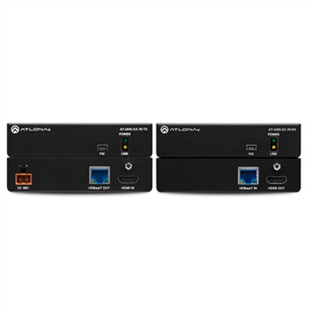 Atlona 4K/UHD HDMI Over HDBaseT TX/RX with PoE