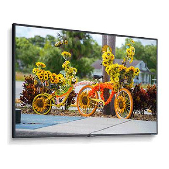 """NEC Display 55"""" Thin-Depth Commercial Display"""