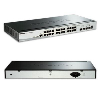 D-Link 28 Port Gigabit SmartPro Switch