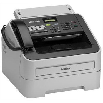 Brother IntelliFAX FAX-2940 Laser Multifunction Printer - Monochrome - Plain Paper Print - Desktop