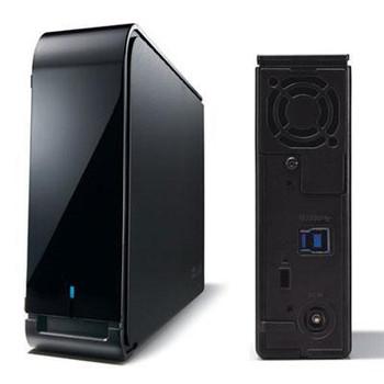 Buffalo DriveStation Axis Velocity 8 TB Hard Drive - SATA (SATA/300) - External - TAA Compliant
