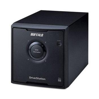 BUFFALO DriveStation Quad USB 3.0 4-Drive 24 TB Desktop DAS (HD-QH24TU3R5)