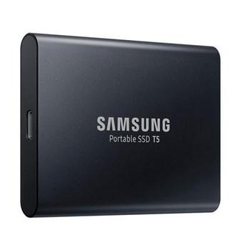 "Samsung T5 MU-PA2T0B/AM 2 TB Solid State Drive - 2.5"" Drive - External - Portable"