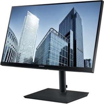 "Samsung S24H850QFN 23.8"" WQHD LED LCD Monitor - 16:9 - Black"