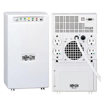 Tripp Lite UPS Smart 700VA 450W Tower AVR Hospital Medical 120V USB DB9