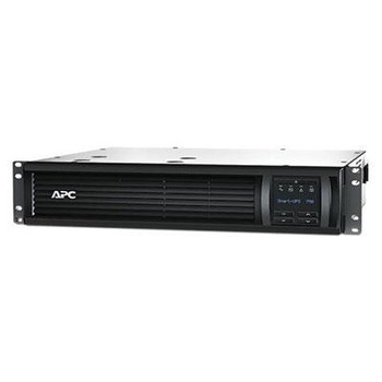 APC by Schneider Electric APC Smart-UPS 750VA LCD RM 120V with Network Card