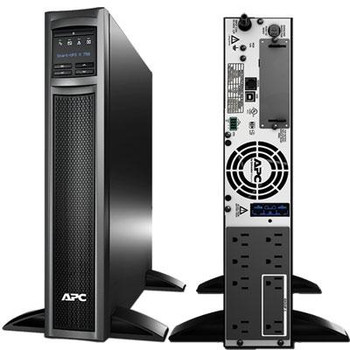 APC Smart-UPS X 750 VA Tower/Rack Mountable UPS