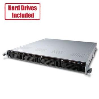 Buffalo TeraStation 1400R Rackmount 8 TB NAS Hard Drives Included