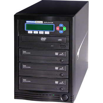 Kanguru 1-to-3, 24x DVD Duplicator