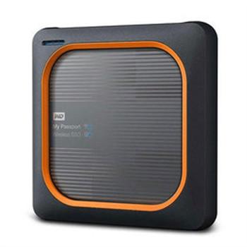 WD My Passport WDBAMJ0020BGY 2 TB Network Hard Drive - External - Portable
