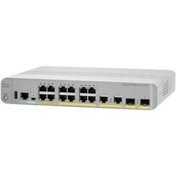 Cisco 3560CX-12PC-S Layer 3 Switch