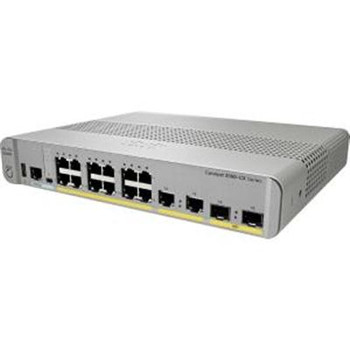 Cisco 3560CX-12PD-S Layer 3 Switch