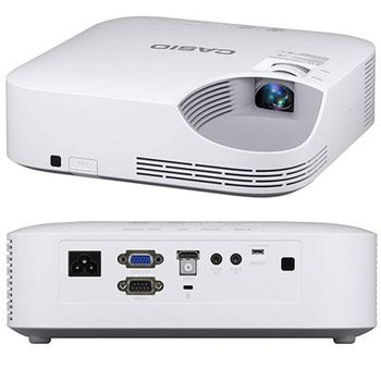 Casio EcoLite XJ-V2 DLP Projector - 720p - HDTV - 4:3