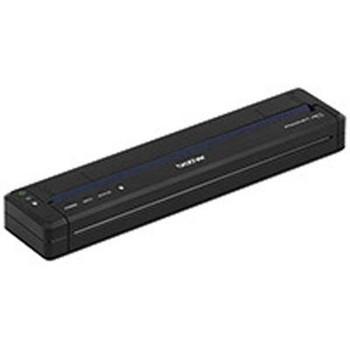 Brother PocketJet PJ762 Direct Thermal Printer - Monochrome - Portable - Plain Paper Print