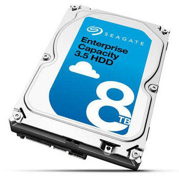 "Seagate ST8000NM0045 8 TB Hard Drive - 3.5"" Internal - SATA (SATA/600)"