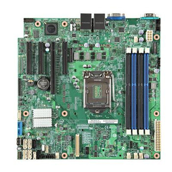 Intel S1200SPLR Server Motherboard - Intel Chipset - 1 Pack