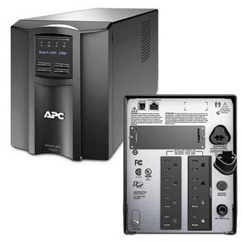 APC by Schneider Electric Smart-UPS 1500VA LCD 120V US