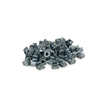 Kendall Howard 10-32 Zinc Cage Nuts - 100 Pack