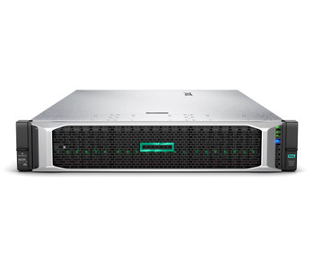 HPE ProLiant DL380 G10 2U Rack Server - 1 x Xeon Silver 4110 - 16 GB RAM HDD SSD