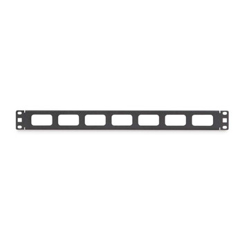 Kendall Howard 1U Cable Routing Blank