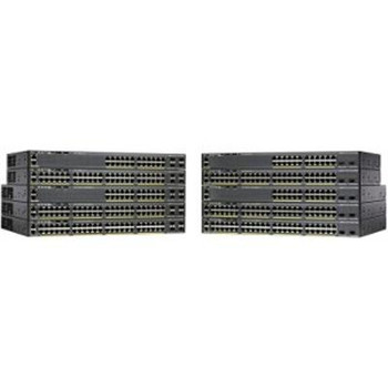 Cisco Catalyst 2960X-48FPD-L Ethernet Switch - WSC2960X48FPDLR