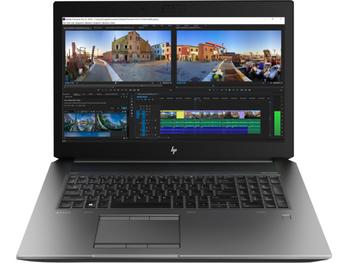 HP ZBook 17 G5 W10P-64 i7 8850H 2.6GHz 512GB NVME 16GB(1x16GB) 17.3FHD WLAN BT BL No-FPR No-NFC P3200 6GB Cam