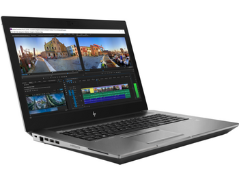 "HP ZBook 17 G5 17.3"" Mobile Workstation - 1920 x 1080 - Core i7 i7-8750H - 8 GB RAM - 256 GB SSD"