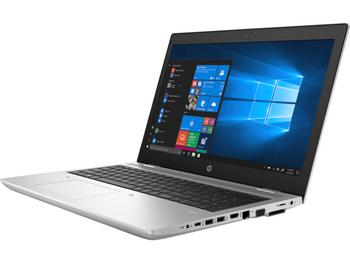 "HP ProBook 650 G4 15.6"" Notebook - 1920 x 1080 - Core i7 i7-8850H - 16 GB RAM - 256 GB SSD"