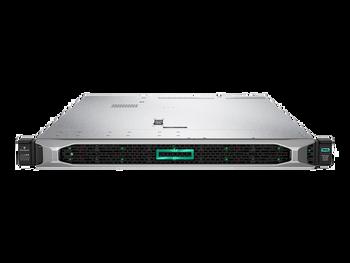 HPE ProLiant DL360 G10 1U Rack Server - 1 x Xeon Gold 6130 - 64 GB RAM HDD SSD - 12Gb/s SAS, Serial ATA/600 Controller