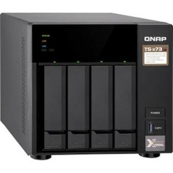QNAP TS-473 SAN/NAS Storage System - TS4738GUS