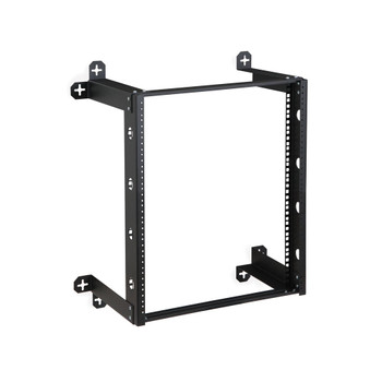 "12U V-Line Wall Mount Rack 12"" Usable depth - 19"" EIA 310-D compliant"