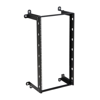 "21U V-Line Wall Mount Rack 12"" Usable depth Made in the USA"