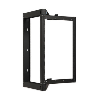 Kendall Howard 18U Phantom Class Open Frame Swing-Out Rack