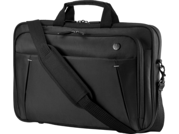 """HP Carrying Case for 15.6"""" Chromebook - Black - Chest Strap, Handle"""