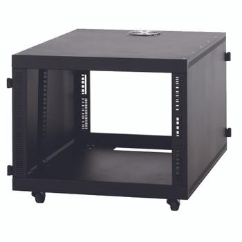 Kendall Howard 8U Compact SOHO Server Cabinet - No Doors