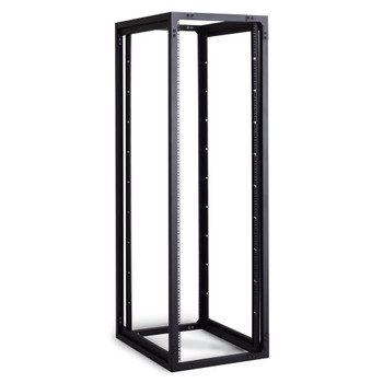 Kendall Howard 41U Knockdown 4-Post Open Frame Server Rack