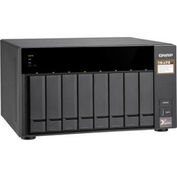QNAP TS-873 SAN/NAS Storage System - TS8734GUS