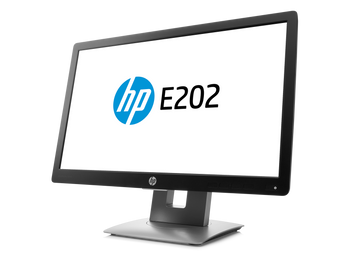"HP Business E202 20"" HD+ LED LCD Monitor - 16:9 - 1600x900 - 16.7 Million Colors - 250 Nit - 7ms - HDMI - VGA - DisplayPort"